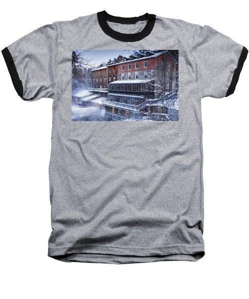 Baseball T-Shirt featuring the photograph Wakefield Inn by Eunice Gibb