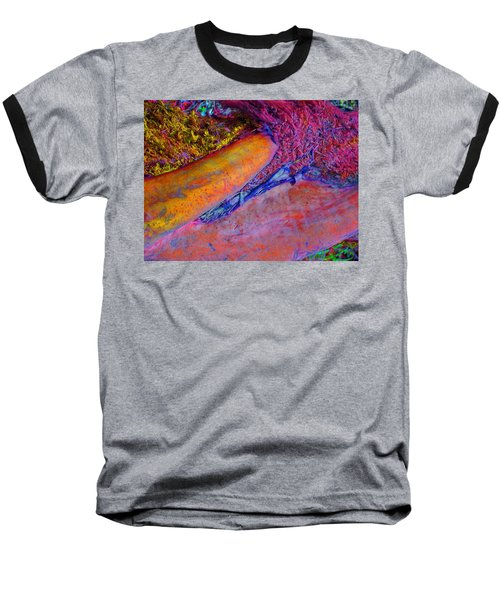Baseball T-Shirt featuring the digital art Waking Up by Richard Laeton