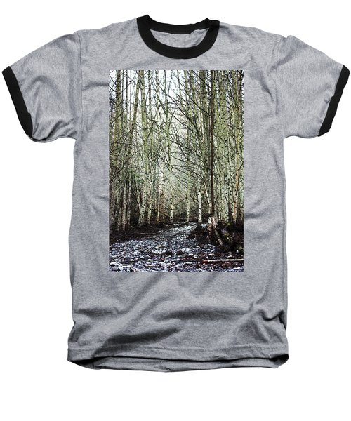 Walk Along The Dungeness Baseball T-Shirt