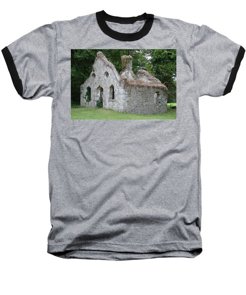 Baseball T-Shirt featuring the photograph Walls For The Winds by Charlie and Norma Brock