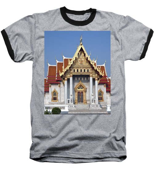 Wat Benchamabophit Ubosot Dthb180 Baseball T-Shirt