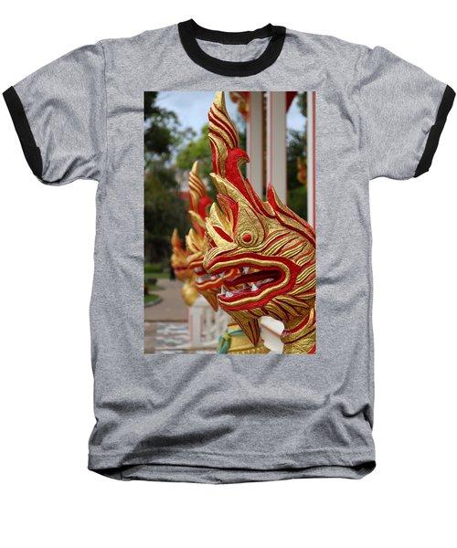 Wat Chalong 3 Baseball T-Shirt