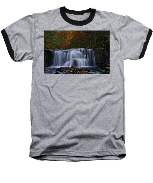Waterfall Svitan Baseball T-Shirt