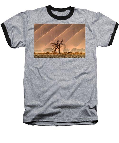 Wave Tree Baseball T-Shirt