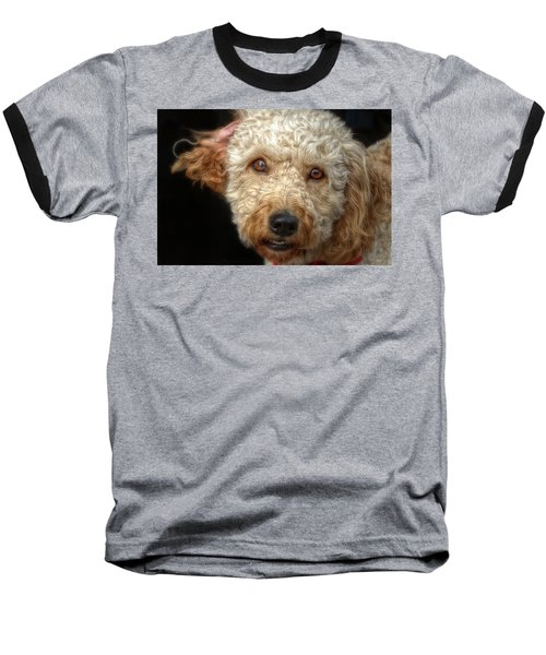 Webster At The Bar Baseball T-Shirt