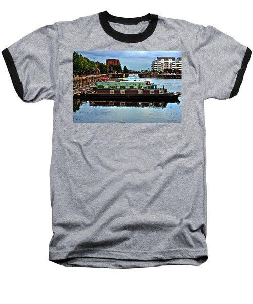 Weekend Get Away Baseball T-Shirt