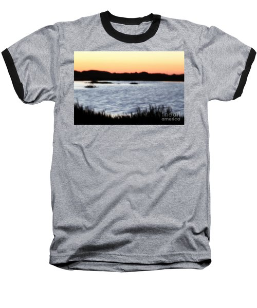 Baseball T-Shirt featuring the photograph Wetland by Henrik Lehnerer