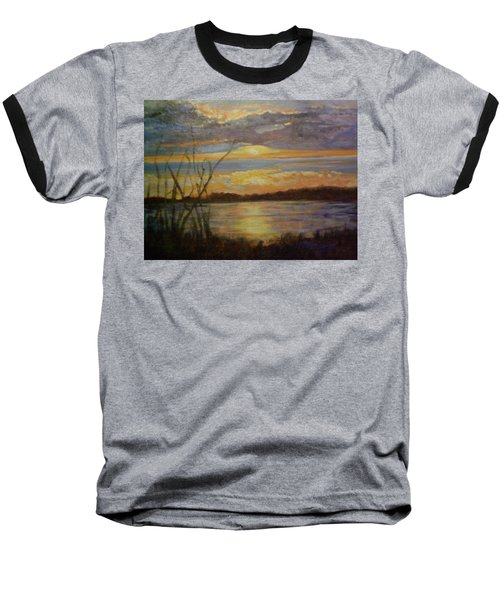 Wetland Baseball T-Shirt
