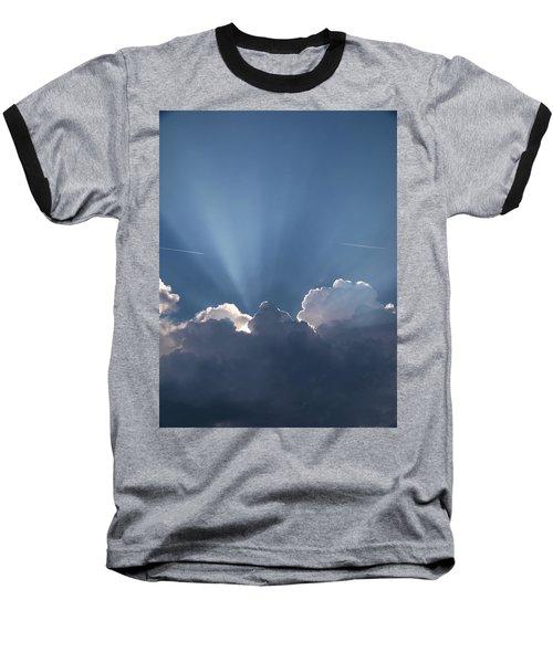 What A Light Show Baseball T-Shirt