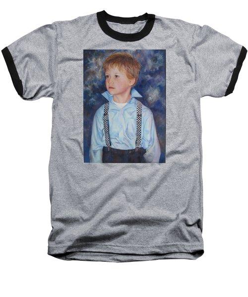 Blue Boy Baseball T-Shirt