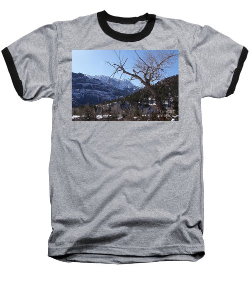 Where Dreams Begin Baseball T-Shirt