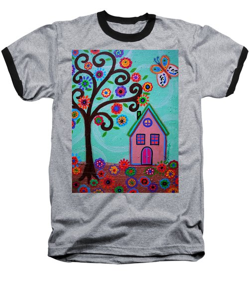Whimsyland Baseball T-Shirt