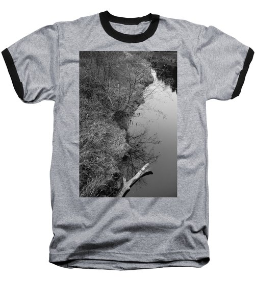 White Branch Riverside  Baseball T-Shirt