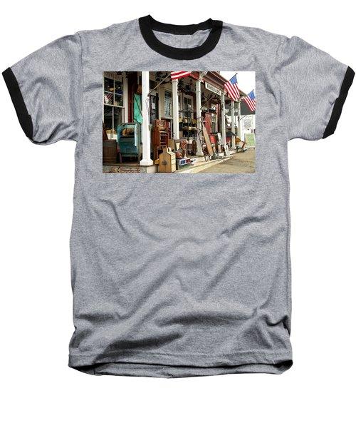 White Elephant Baseball T-Shirt