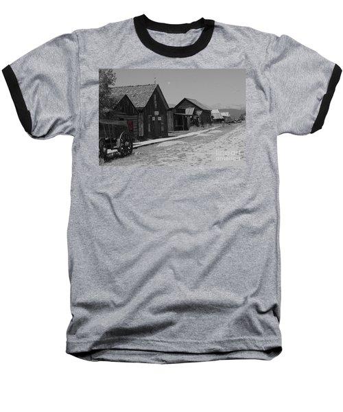 Baseball T-Shirt featuring the photograph Wild Wild West by Deniece Platt