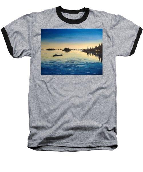 Wilderness Camp Baseball T-Shirt