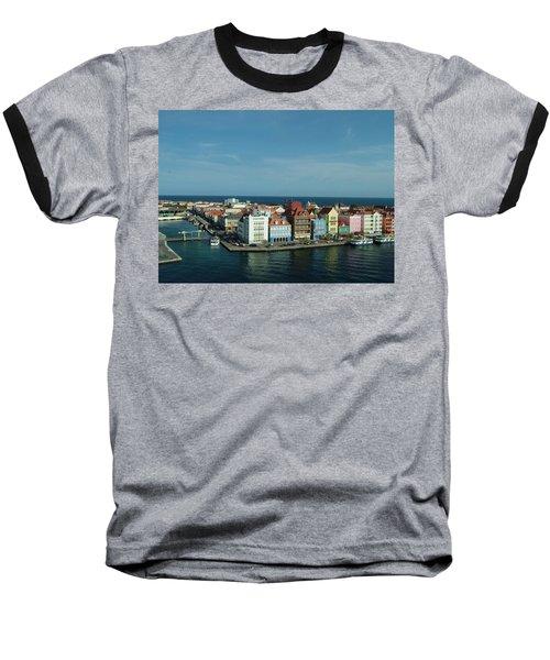 Willemstad Curacao Baseball T-Shirt