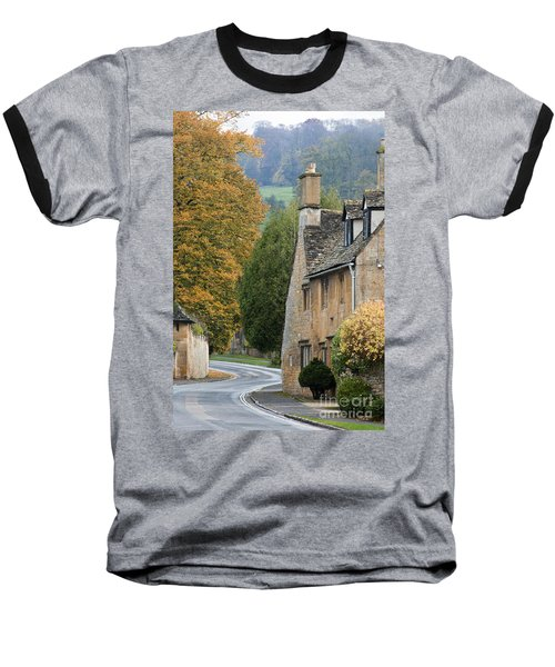 Winding Road Baseball T-Shirt