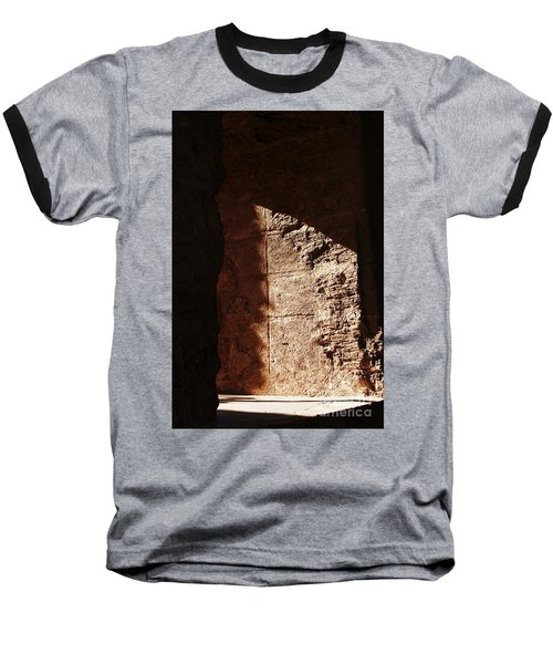 Window To The Shadows Baseball T-Shirt