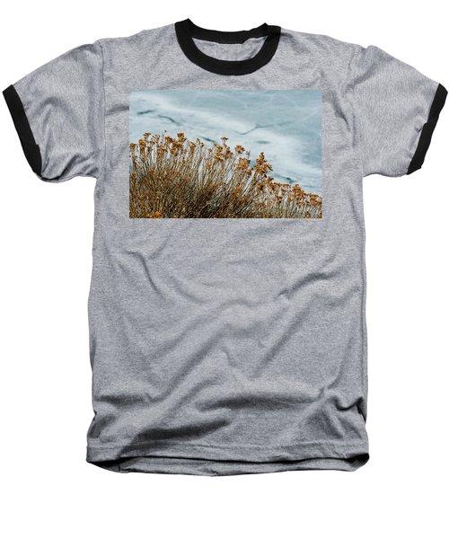 Winter Life Baseball T-Shirt