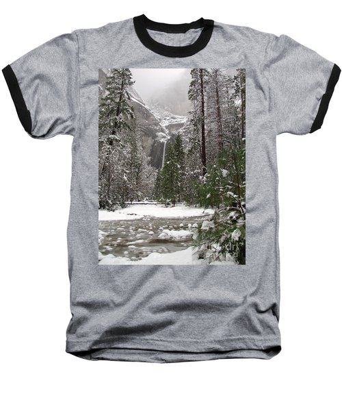 Wonderland Yosemite Baseball T-Shirt