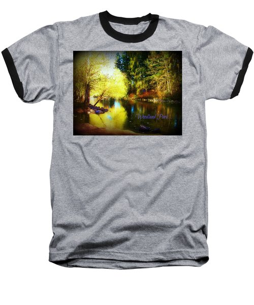 Woodland Park Baseball T-Shirt
