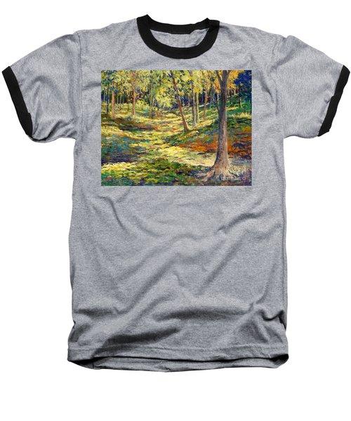 Woods In Ohio Baseball T-Shirt