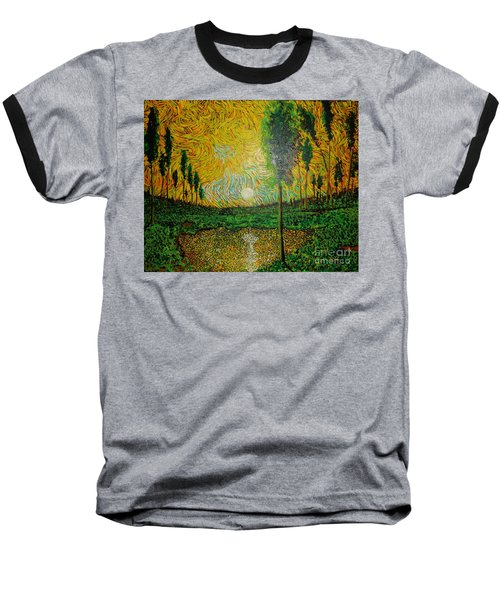 Yellow Pond Baseball T-Shirt