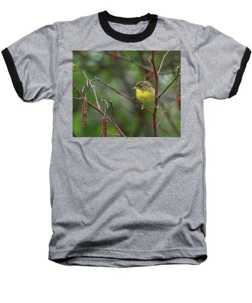 Yellowthroated Warbler Baseball T-Shirt