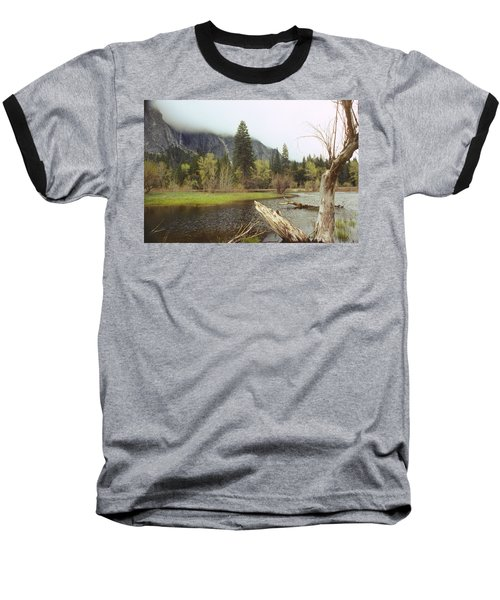 Yosemite Baseball T-Shirt by Mark Greenberg