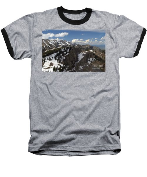 You Can See For Miles Baseball T-Shirt