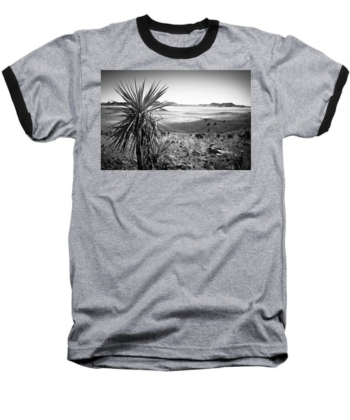 Yucca With A View Baseball T-Shirt