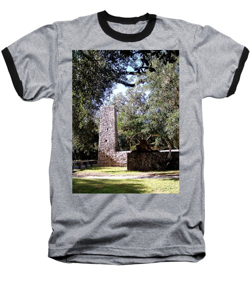 Yulee Sugarmill 1 Baseball T-Shirt