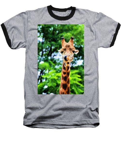 Yum Sllllllurrrp Baseball T-Shirt