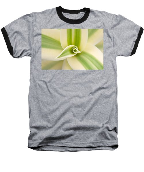 Baseball T-Shirt featuring the photograph   Agave 3 by Catherine Lau