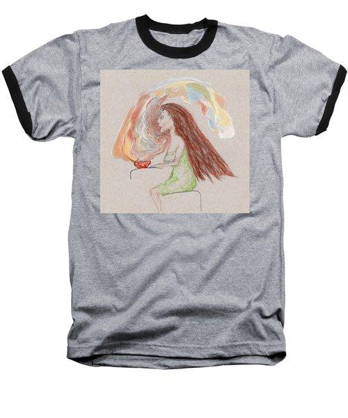 Aroma Therapy Baseball T-Shirt