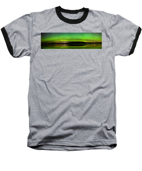 Aurora Over The Beauly Firth Baseball T-Shirt