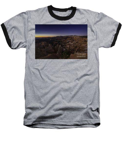 Bryce Amphitheater  Baseball T-Shirt