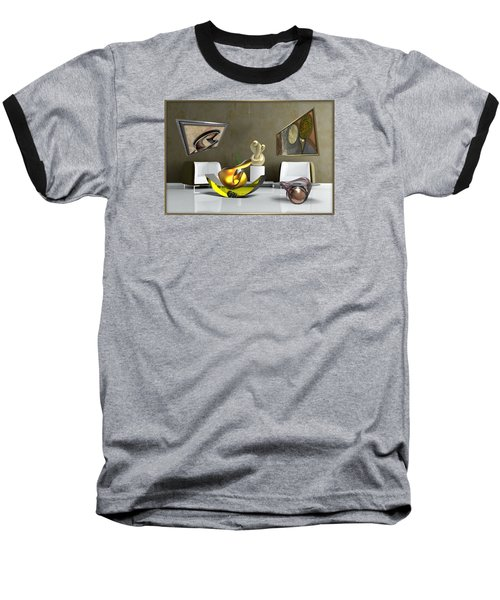 ' Cubrssrs - Tubehumanseedlings - Ball Box Intrigue - Kyscopic Table - Pearl ' Baseball T-Shirt