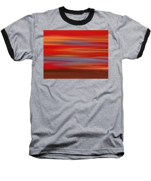 Evening In Ottawa Valley Baseball T-Shirt