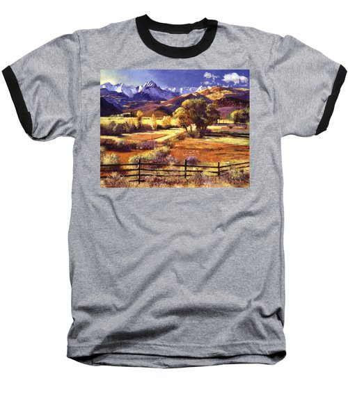 Foothills Ranch Baseball T-Shirt