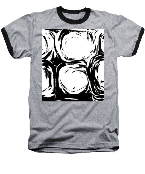 Free Scope To The Non-material Strivings Of The Soul Baseball T-Shirt by Danica Radman