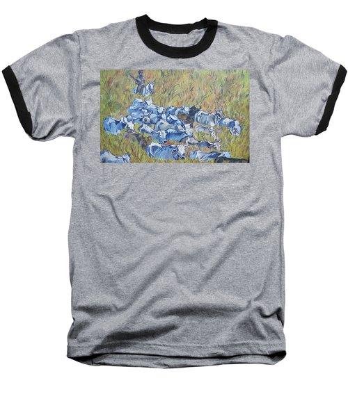 Gaucho Roundup Baseball T-Shirt