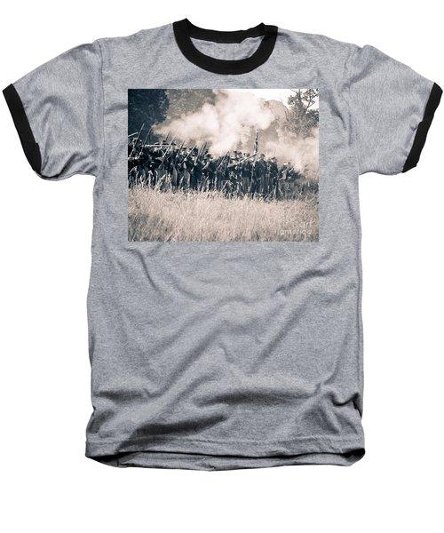Gettysburg Union Infantry 9360s Baseball T-Shirt