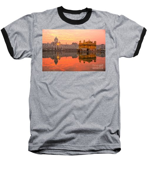 Golden Temple Baseball T-Shirt