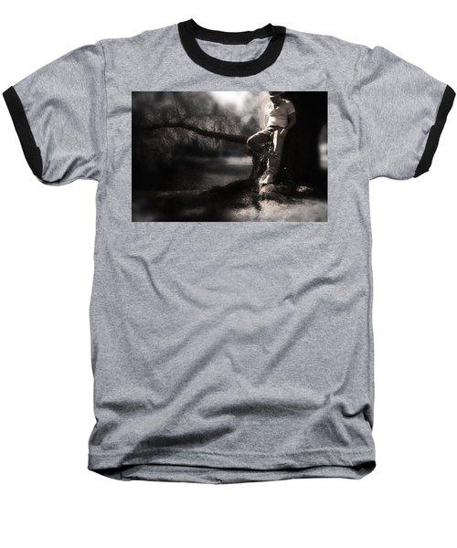 ... Baseball T-Shirt by Gray  Artus