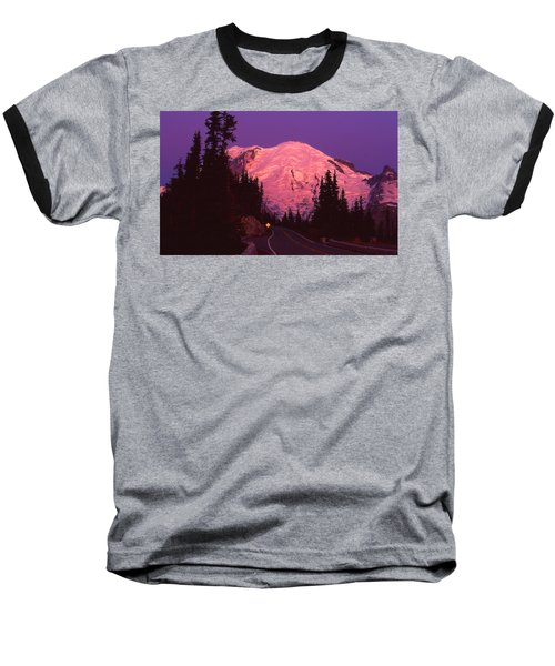 Highway To Sunrise Baseball T-Shirt