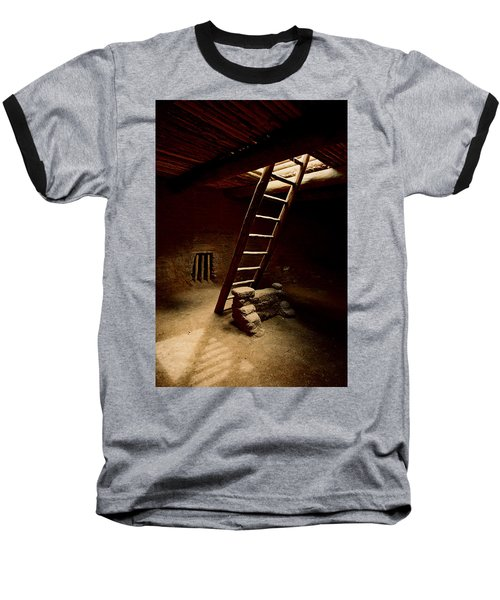 House Of Reflection And Prayer Baseball T-Shirt