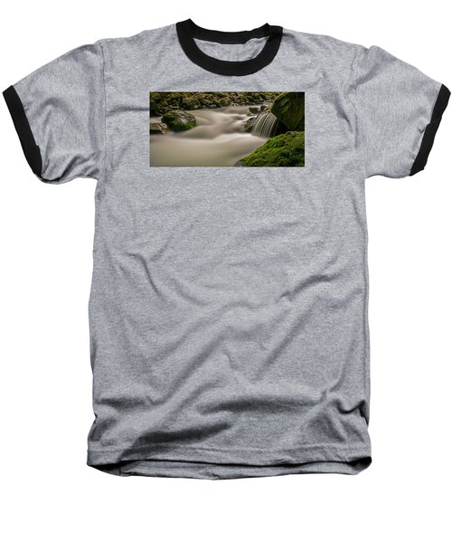 Iao Stream In The Iao Valley State Park Baseball T-Shirt
