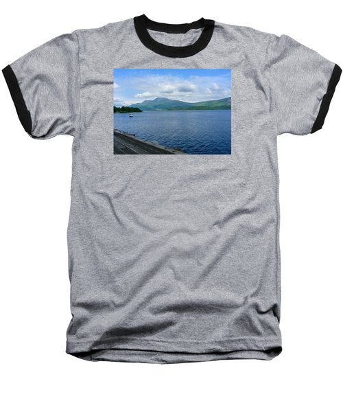 Loch Lomond Baseball T-Shirt